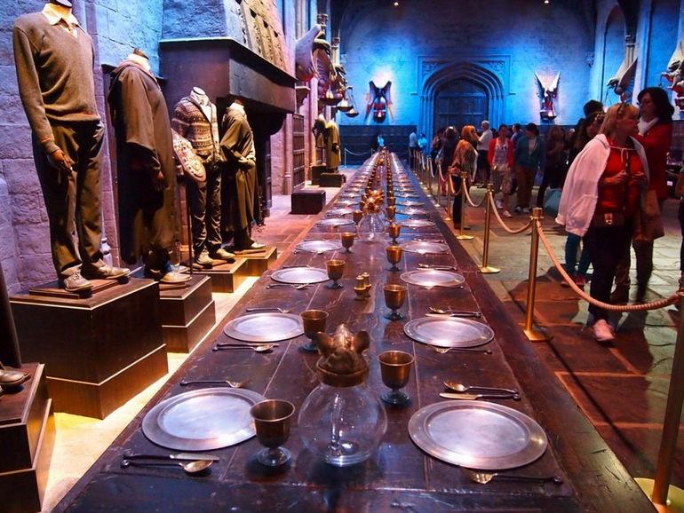 Музей Гарри Поттера (Лондон)
