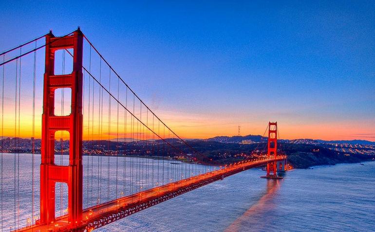 Мост Золотые Ворота (США)