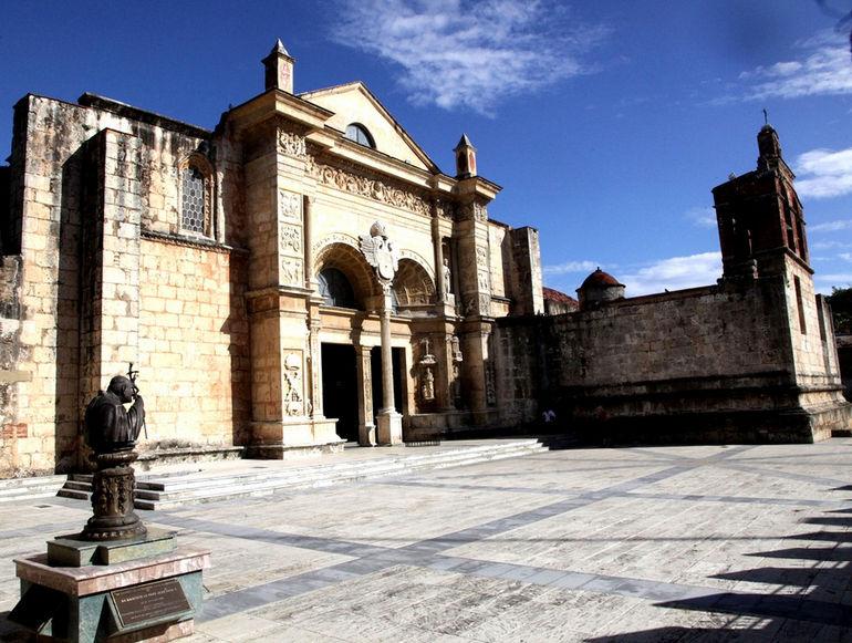 Кафедральный собор Санто-Доминго (Доминикана)
