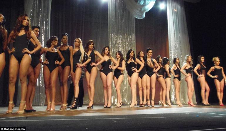 Мисс Транс-Бразилия 2013: другой взгляд на женскую красоту