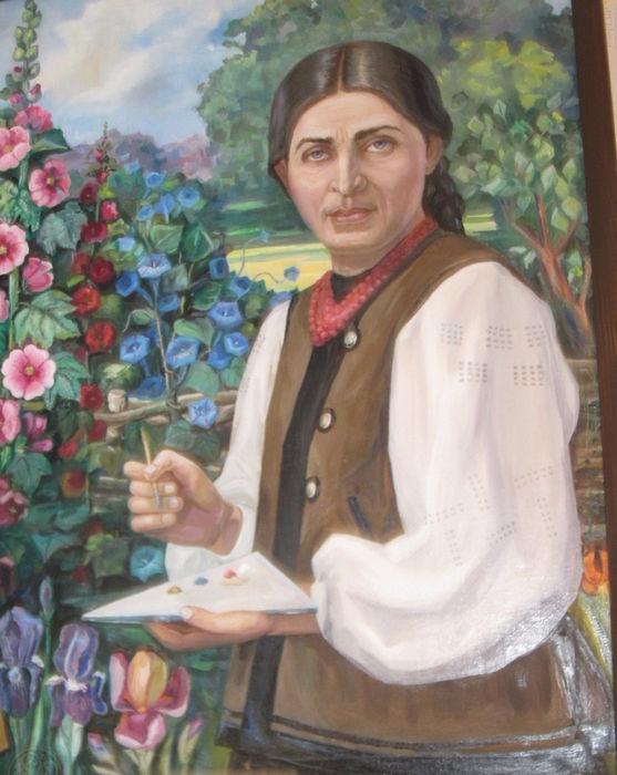 Творчество Белокур: воплощение любви к Украине