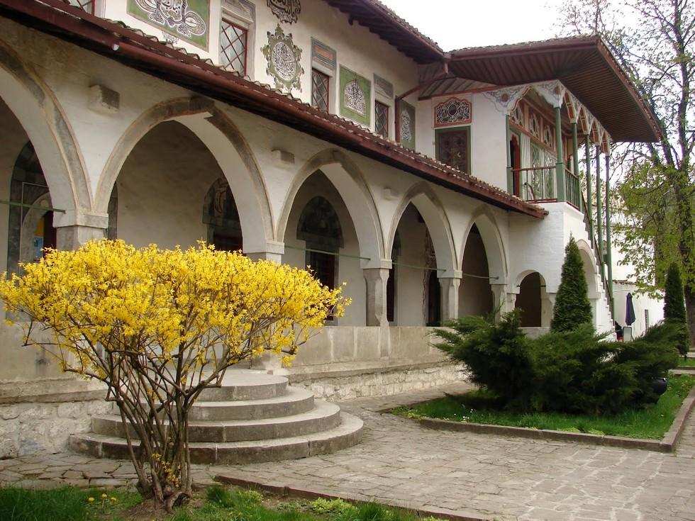 Ханский-дворец-в-Бахчисарае-4