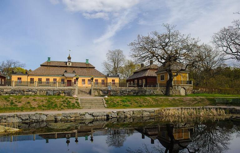 Музей Скансен: путешествие во времени (Швеция)