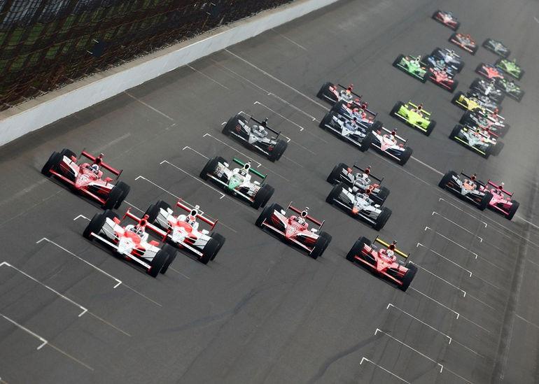 Indianapolis 500: знаменитая автогонка мира (США)