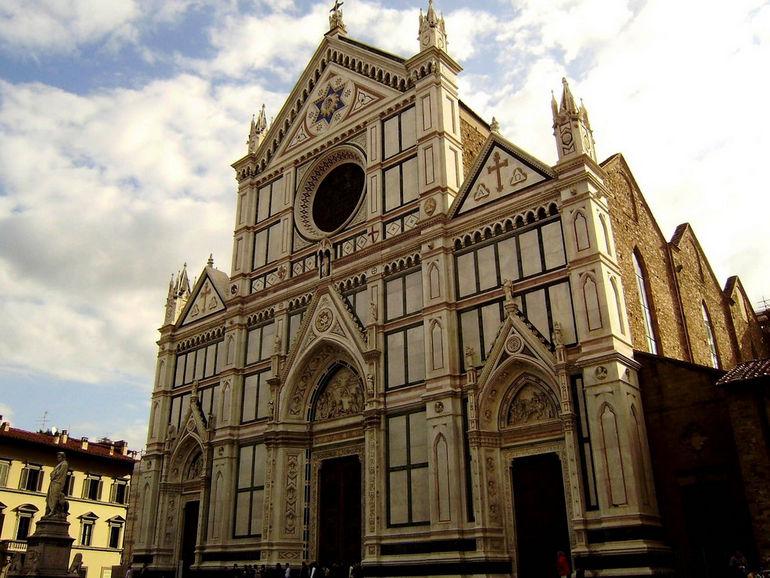 Basilica-di-Santa-Croce-Basilica-of-Sts.-Florence-Tuscany-Italy