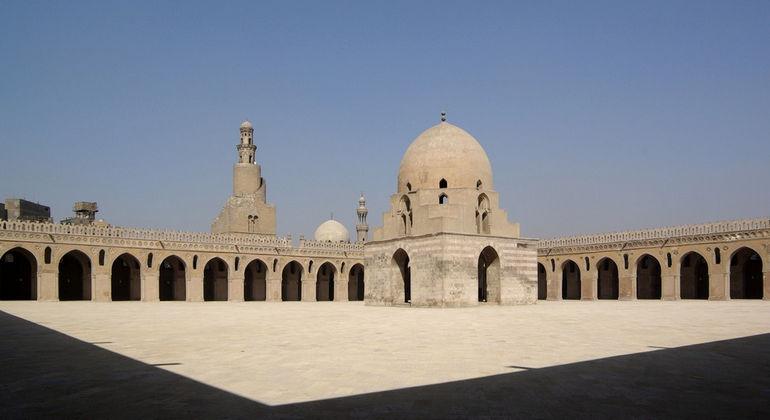 Kairo_Ibn_Tulun_Moschee_BW_4 (1)