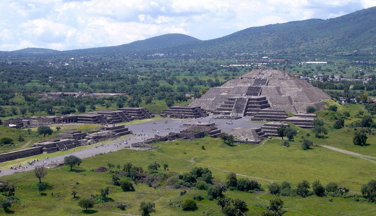 Mexiko 2006; Mexico City