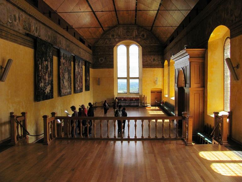 Stirling_Castle_Chapel_Royal_interior