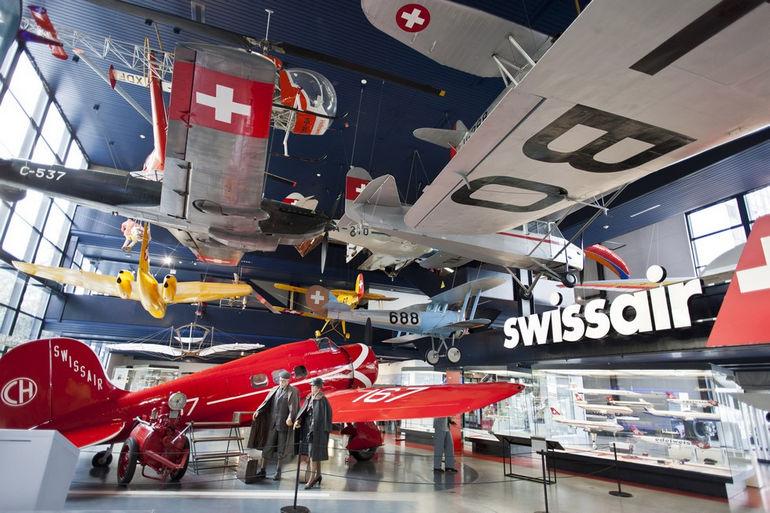 Swiss-Transportation-Museum