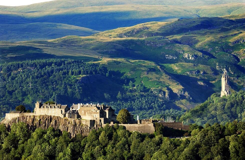 stirling-castle-ochil-hills---copyright-stirling-council