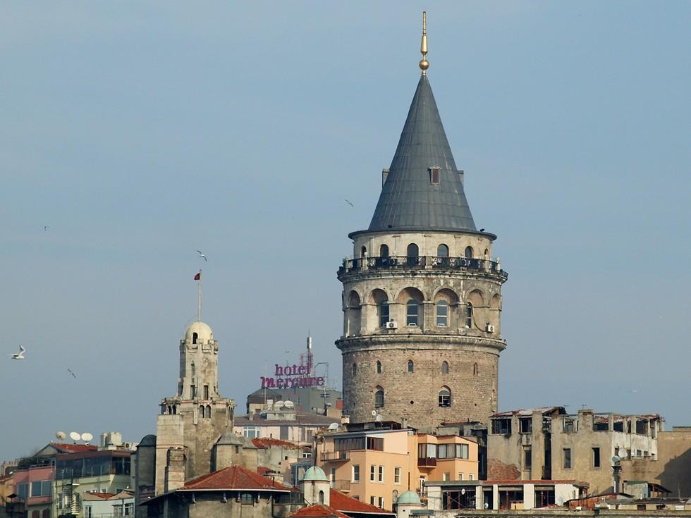 Башня Галата в Стамбуле 3