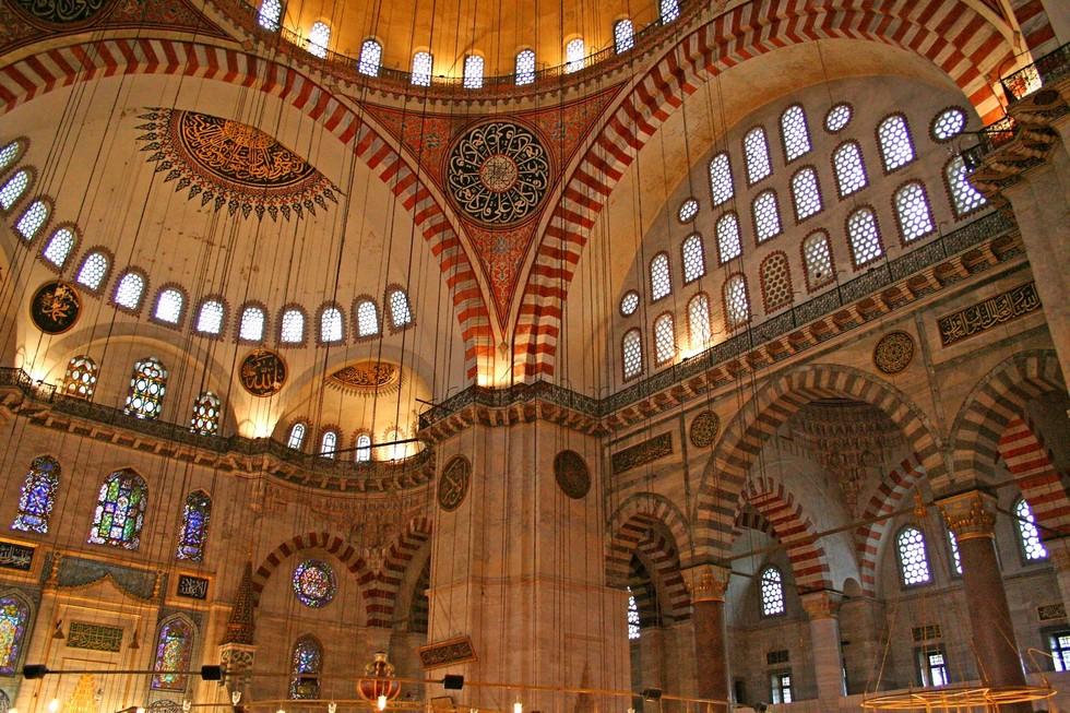 Мечеть Сулеймание в Стамбуле (12)
