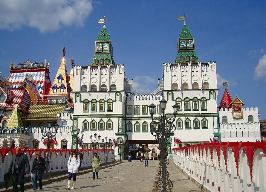 Измайловский кремль (Россия)