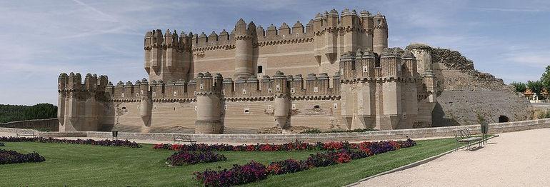 Замок Кока: испанец с исламскими корнями (Испания)