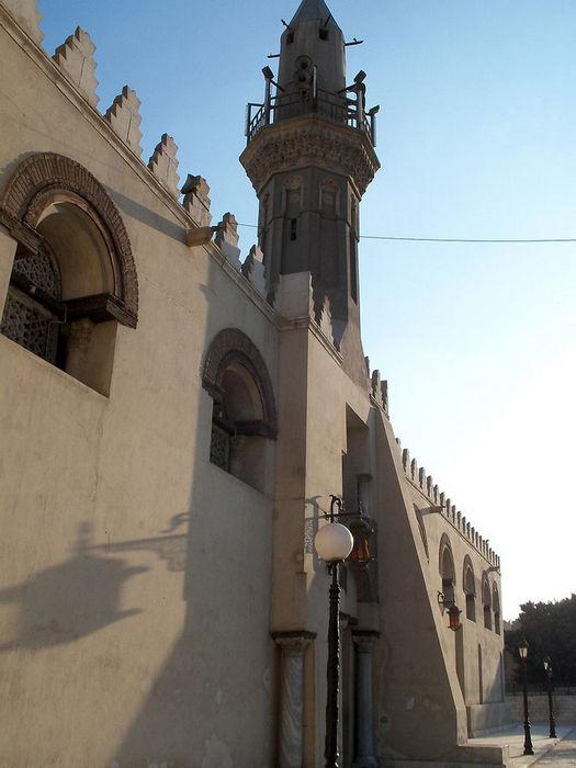 Мечеть Амра ибн аль-Аса