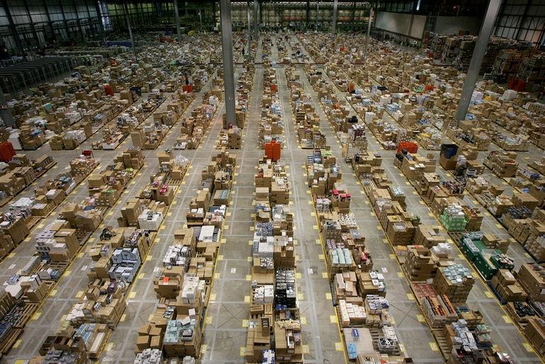 Amazon Copywriting Big Warehouse
