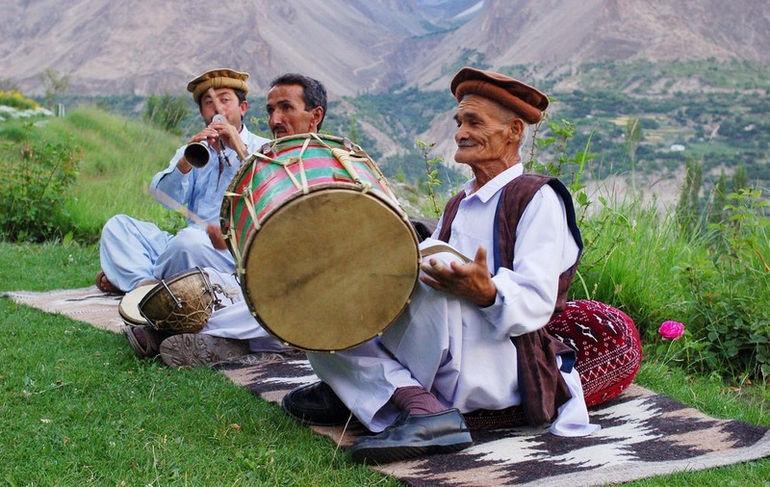 Хунзакуты: народ с феноменальной продолжительностью жизни (Индия)