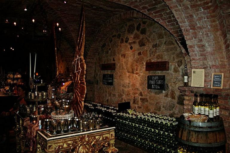 Castello di Amorosa - 32