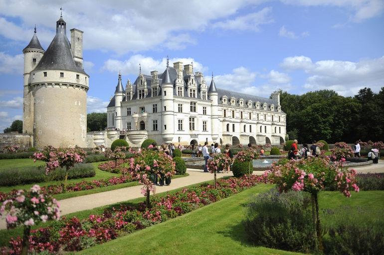 Chateau_de_Chenonceau-Jardins_de_Catherine_de_Medicis-PA00097654