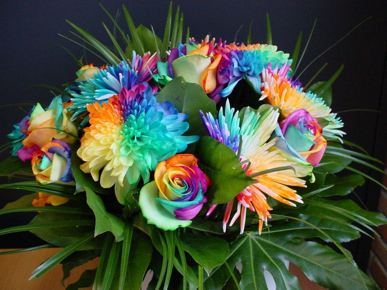 Happy_Colors_Rainbow_Bouquet_by_HappyRoses