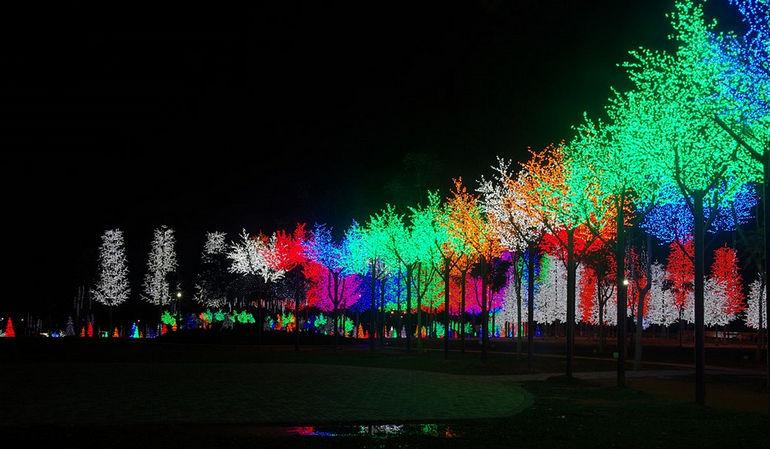 City of Lights, i-City, Shah Alam, Malaysia