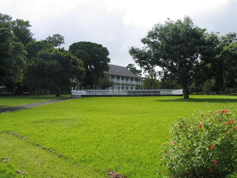 Ботанический сад Памплемус (Маврикий)