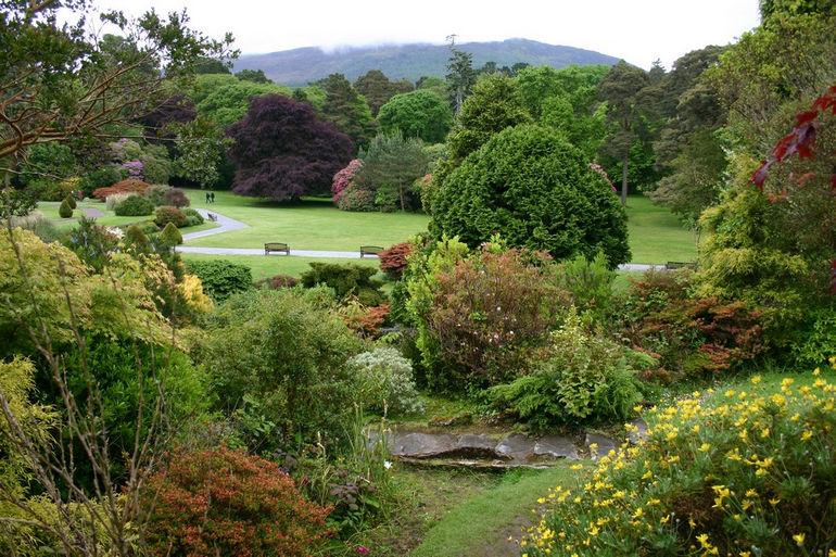 Muckross_House_Gardens