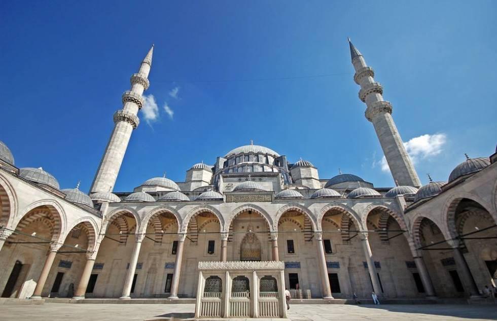 Suleymaniye-Mosque-süleymaniye-camii-Istanbul_8