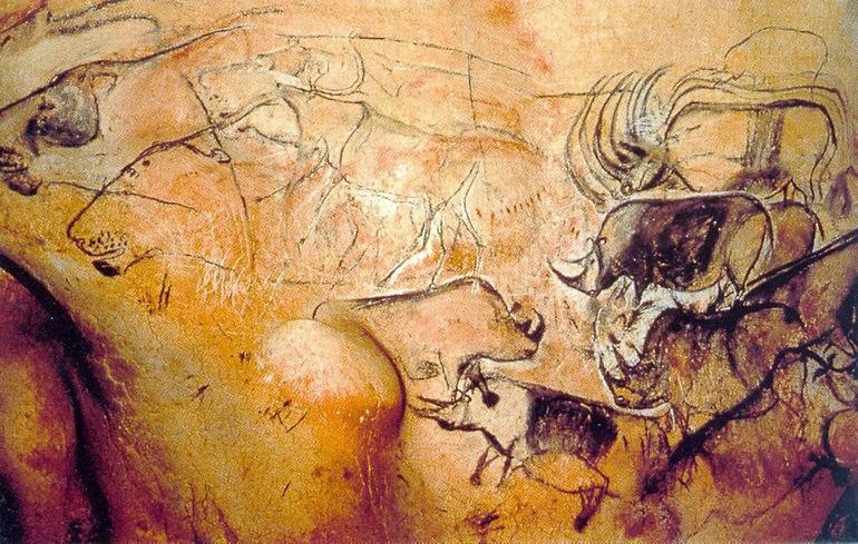 Пещера Шове (Франция)