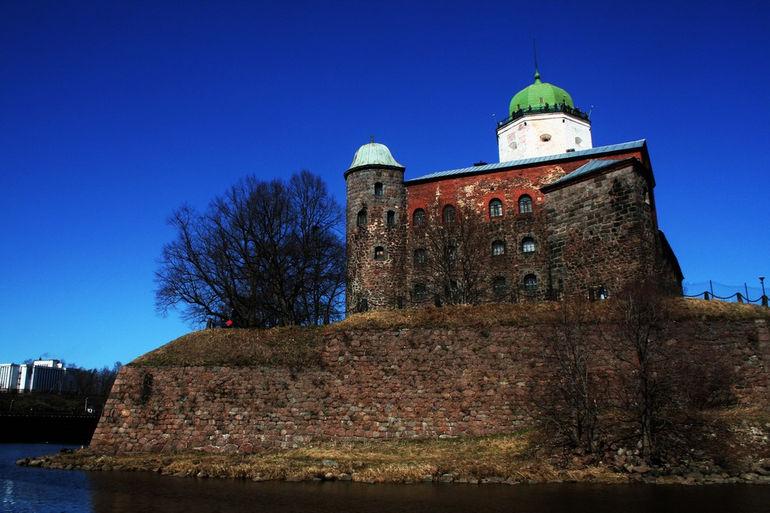 Выборгский замок (Россия)