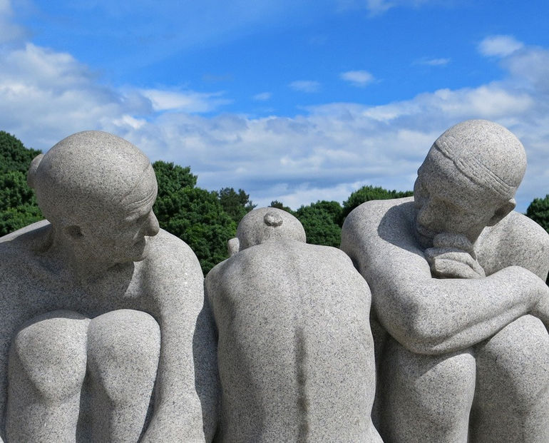 Парк скульптур Вигеланд (Норвегия)