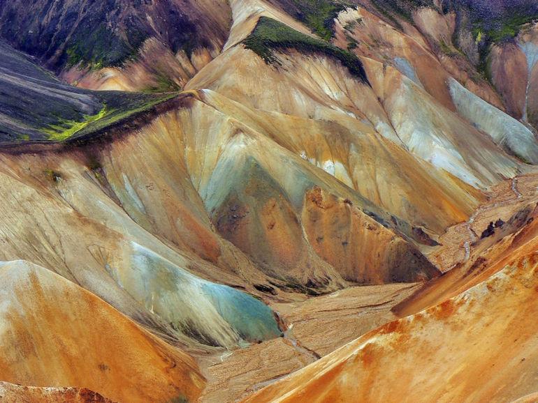Фантастические пейзажи северной страны: Ландманналаугар (Исландия) Ландманналаугар, Исландия Ландманналаугар Исландия Ландманналаугар, Исландия 317