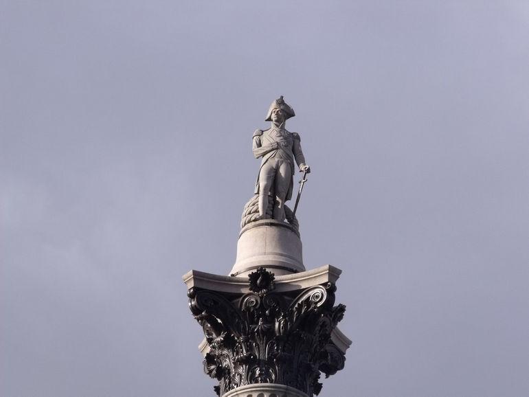 Колонна Нельсона (Лондон)