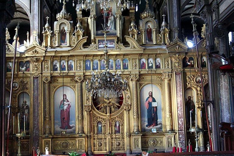 Sveti Stefan Bulgar Kilisesi, Fener, Ýstanbul