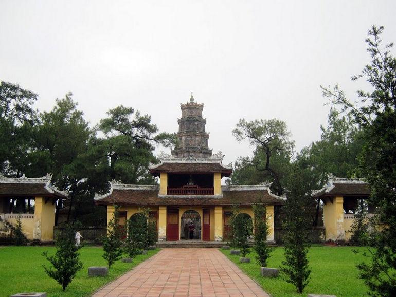 Пагода Тхьенму: символ Вьетнама