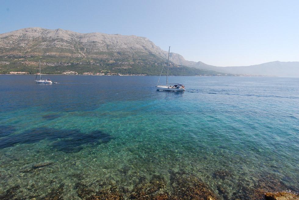 Adriatic_see_from_Korčula