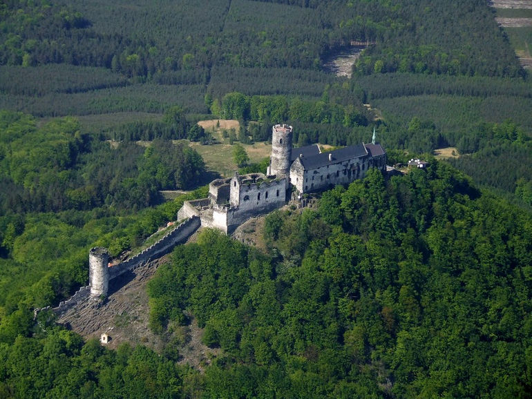 Замок Бездез, Чехия