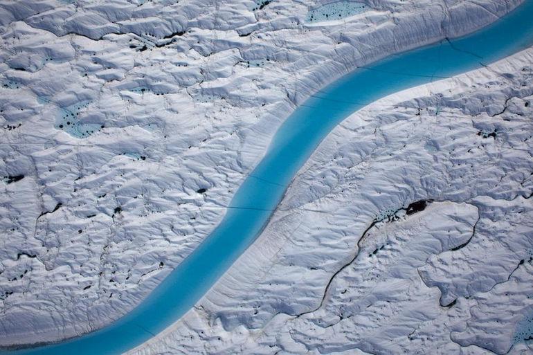 Blue River - Petermann Glacier 7
