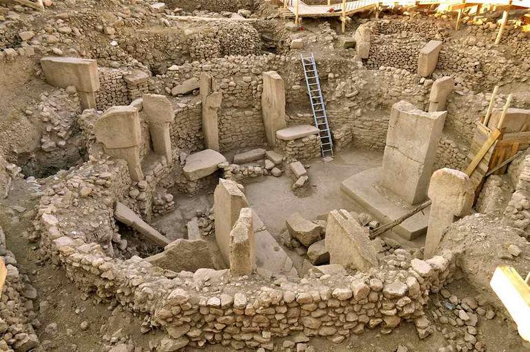Храм Гебекли-Тепе (Турция)