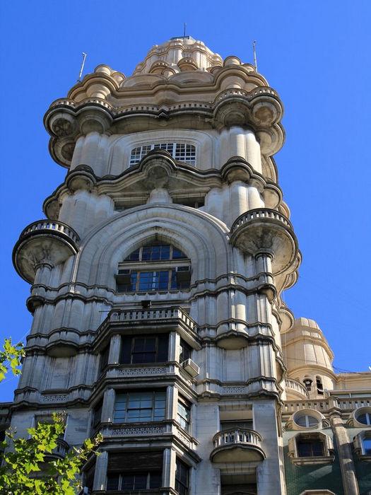 Паласио Бароло в Буэнос-Айресе (Аргентина)