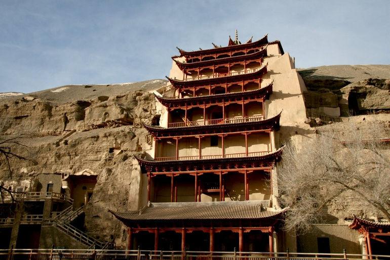 Mogao-Caves1
