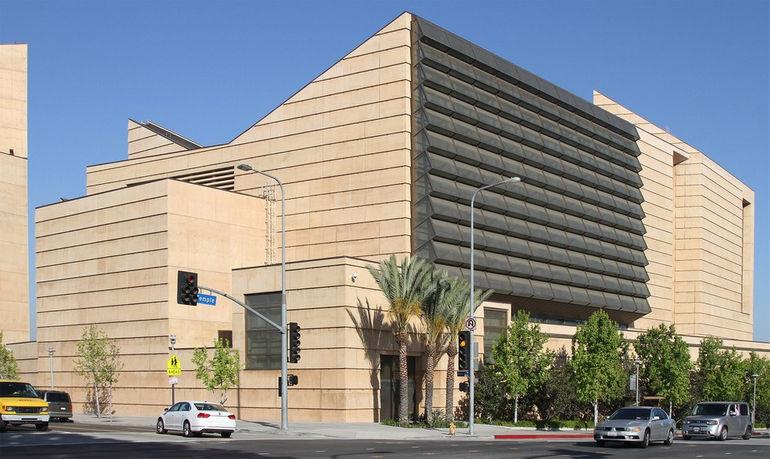 Собор Богоматери Ангелов в Лос-Анжелесе (США)