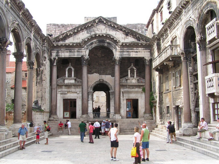 Дворец Диоклетиана: историческое наследие Хорватии