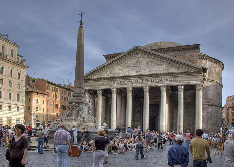 Pantheon-Rome-Keith-Yahl