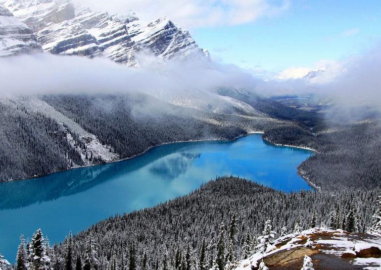 Peyto-Lake