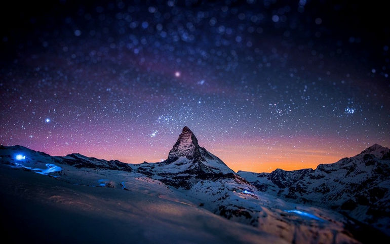 Switzerland-Alps-Matterhorn-Zermatt-Cervino