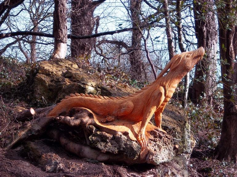 TommyCraggsSculptureKnaresborough_Dragon_1