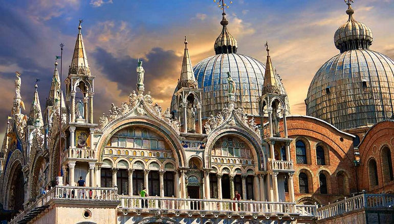 Venice-St-Marks-Basilica