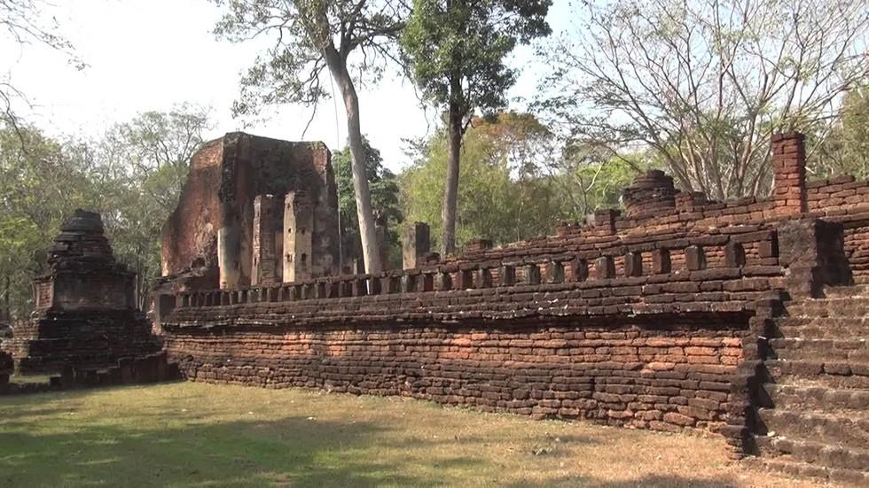 Исторический комплекс Кампхэнгпхет (Таиланд)