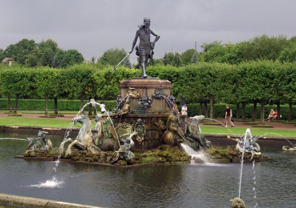 Петергоф (Россия)
